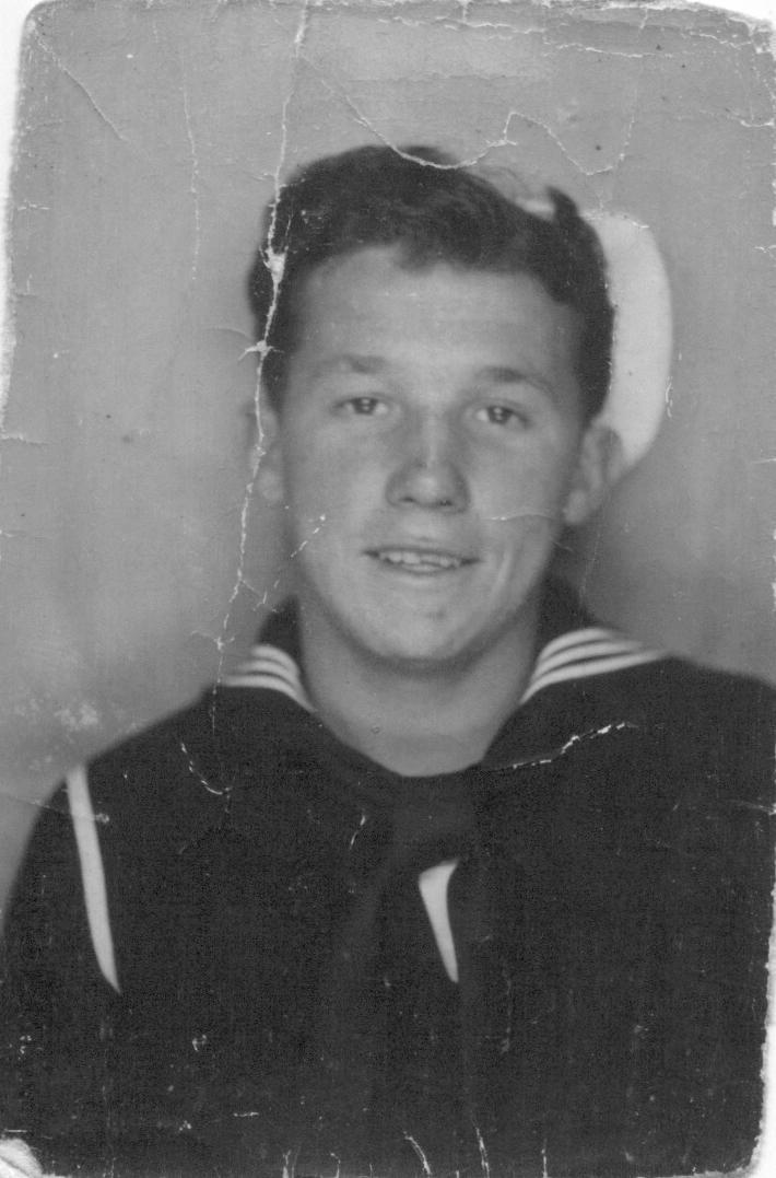 Harold Thoburn WWII