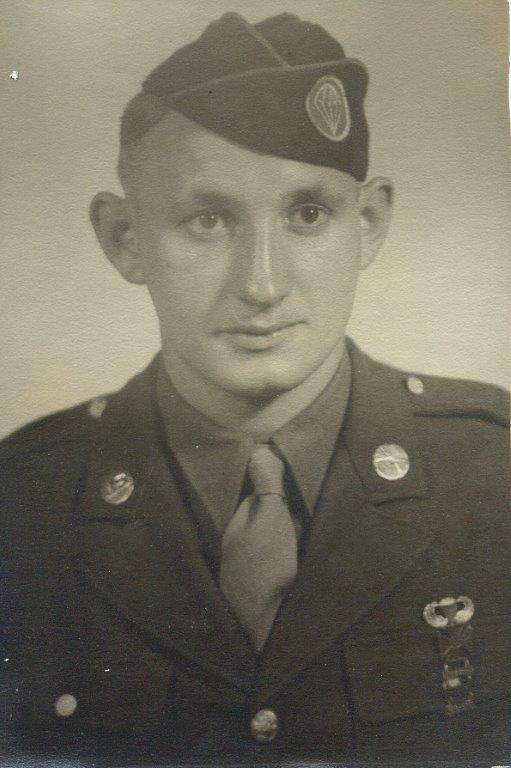Jim - WWII Paratrooper