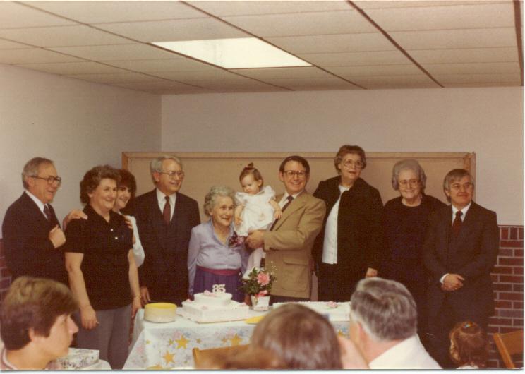 Mother-85th-Birthday-1983