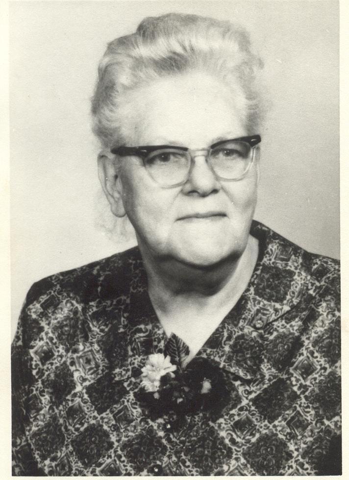 Bessie VanBuskirk