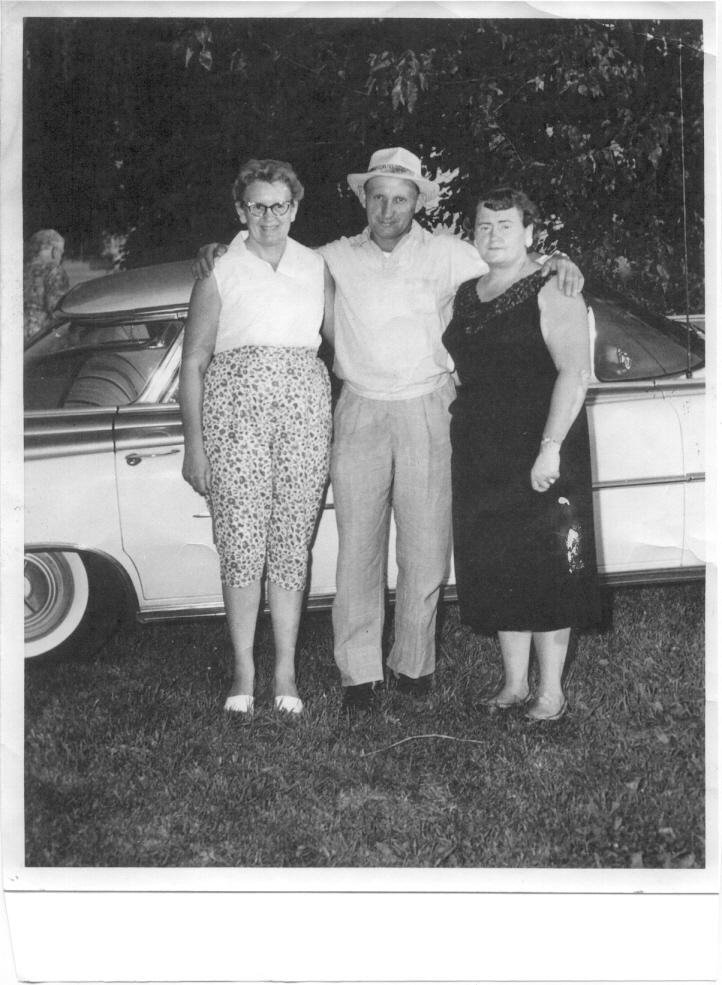 Venie, Jim, Ethel